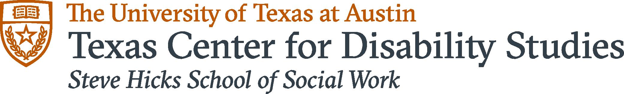 Texas Center for Disabilities logo
